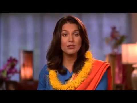 Diwali 2014 Message from American Congresswoman Tulsi Gabbard to Hindus