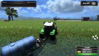 [Fs11] Farming simulator 2011|Biogasstation|Dlc packs 1-3|part 3