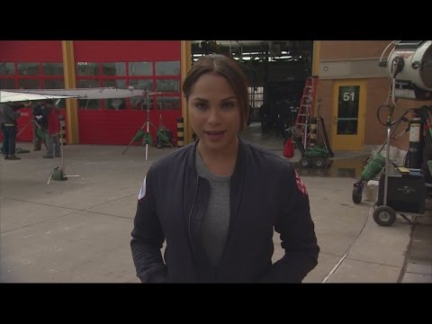'Chicago Fire' actress has Tampa Bay area ties