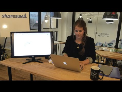 Columbia Startup Lab Profile: Emily Washkowitz '14 of Shareswell