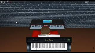 Pokémon Theme - Pokémon by: John Siegler & John Loeffler on a ROBLOX piano.