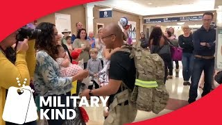 Best Military Homecomings Compilation of April 2019 | Militarykind