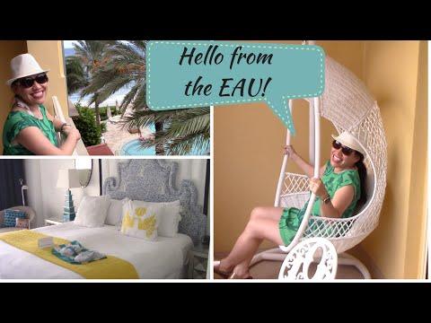 Room tour of the Eau Palm Beach Resort & Spa - Ocean View King Club level