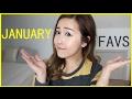 January Favs 2017