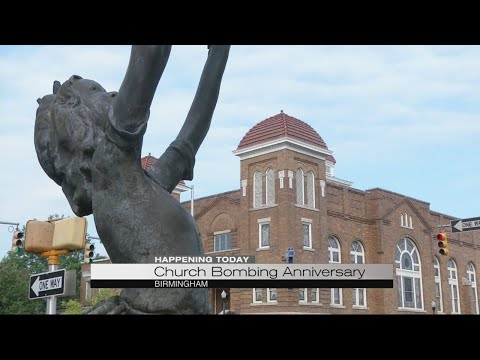 54th Anniversary of the 16th Street Baptist Church bombing