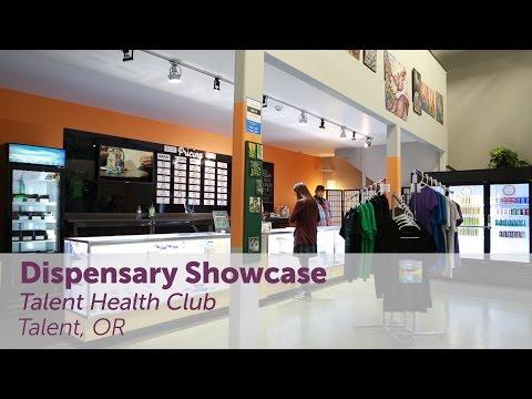 Dispensary Showcase: Talent Health Club in Talent, Oregon