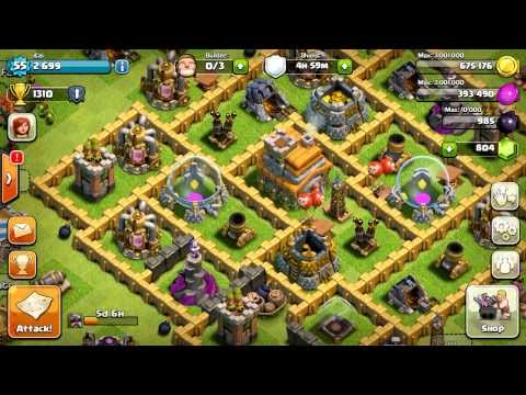 Clash Of Clans How To Link Android And Ios Device