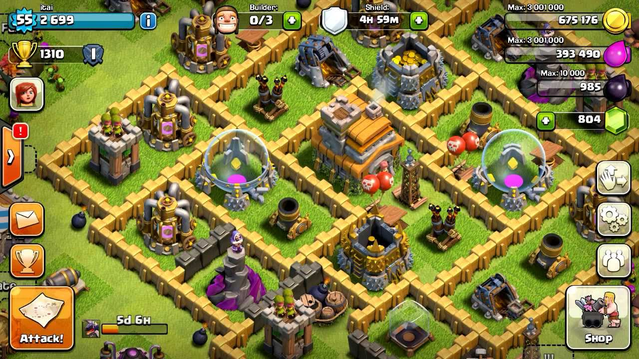 Games Route - How to recover Clash of Clans account ...