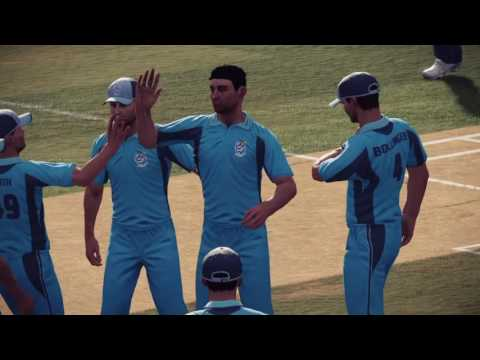 Don Bradman Cricket. Australian Ryobi One Day Cup Highlights. Victoria Bushrangers.