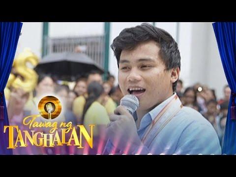 Tawag ng Tanghalan: Noven Belleza (The Homecoming)