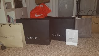 Saved Thousands of $$$ at Gucci, Prada, Burberry Outlets