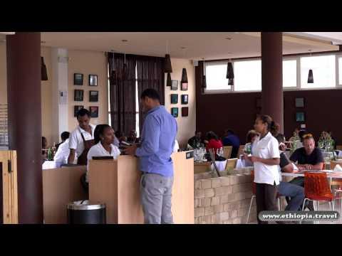 Ethiopia - Addis restaurant le grand rève