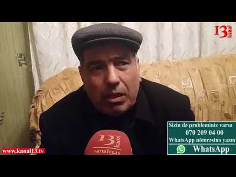 """""""Məktəbi direktor deyil, onun həyat yoldaşı idarə edir"""" - Tərtər rayon sakini"""