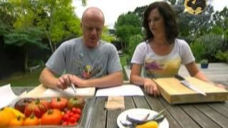 Огород без хлопот - Учимся собирать свои семена (10 серия)