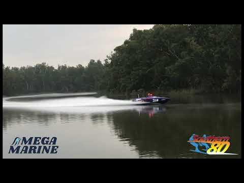 Mega Marine Southen 80 no.  2