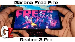 Garena Free Fire Gameplay In Realme 3 Pro Sd 710 Youtube