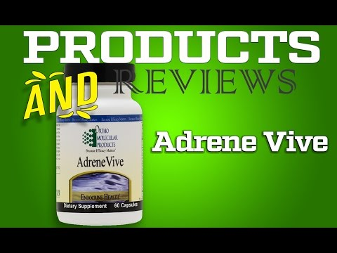 AdreneVive by Ortho Molecular