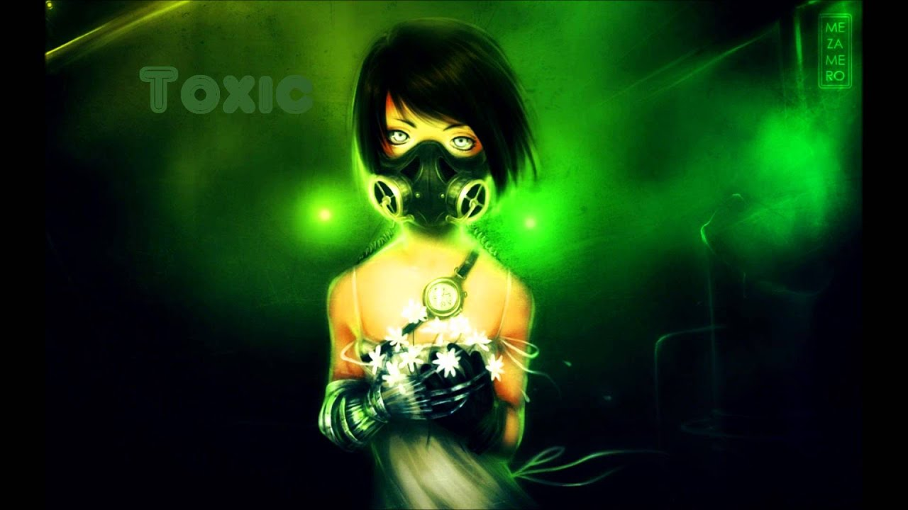 Girl Smoke Weed Wallpaper Hd Nightcore Toxic District 78 Youtube