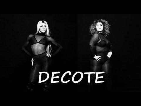 Preta Gil Feat. Pabllo Vittar - Decote | TEASER |