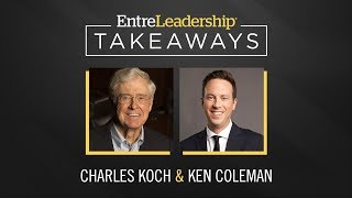The Future Is Now | Charles Koch