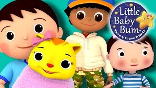Ding Dong Bell | Nursery Rhymes | By LittleBabyBum!