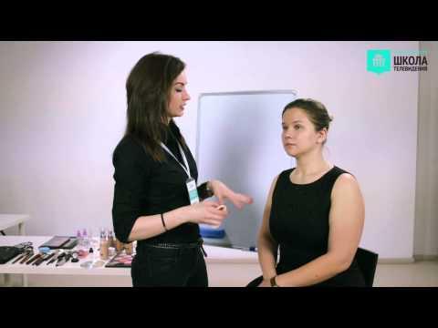 Тон лица. Как правильно наносить тон. Урок визажа / VideoForMe - видео уроки
