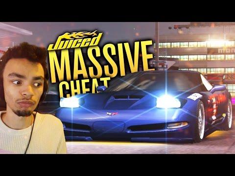 I'M A MASSIVE CHEAT!!! | JUICED