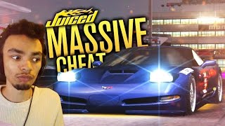 I'M A MASSIVE CHEAT!!! | JUICED