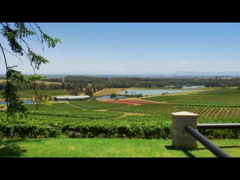 Audrey Wilkinson Vineyard In Hunter Valley, Australia