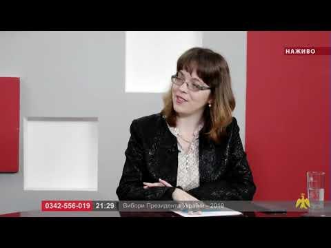 Про головне в деталях. М. Довбенко. Марафон: вибори Президента України 2019. 3