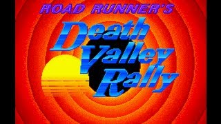Road Runner's Death Valley Rally Play Through for Extra Life