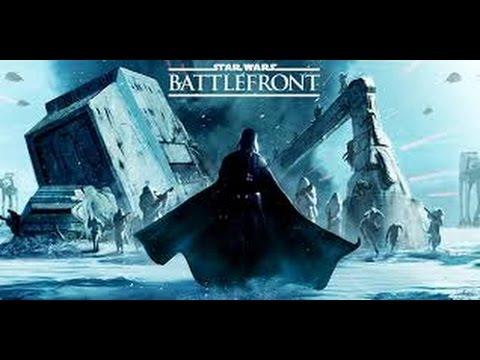 Star Wars Battlefront Livestream!!! w/Shoutouts
