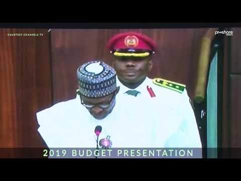 2019 Budget Presentation Part1