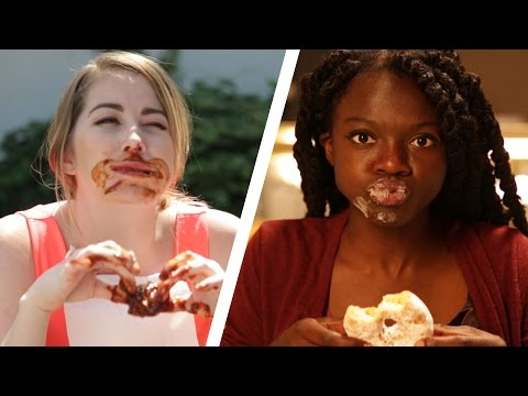 Thumbnail: The 6 Most Awkward Foods To Eat On A Date