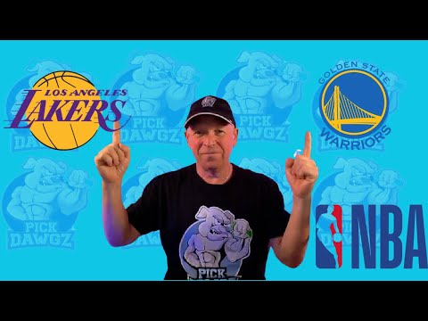 Golden State Warriors vs Los Angeles Lakers 3/15/21 Free NBA Pick and Prediction NBA Betting Tips