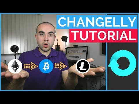 Changelly Exchange Tutorial - How To Use Changelly To Convert Bitcoin