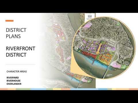 Riverfront District: Riveryard, Riverhouse, and Overlander Park