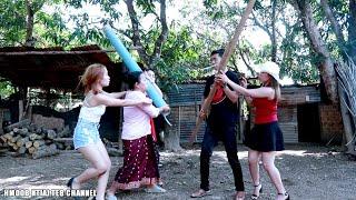 """Hmong new movie funny """"Niam thiab ntxhais siab tseem 100%"""" txaus luag heev"""