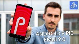 ANDROID 9.0 PIE e EMUI 9.0: tutte le NOVITÀ SU HUAWEI P20 PRO!