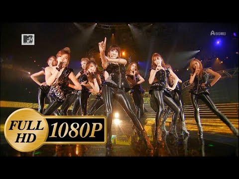 Girls' Generation - The Great Escape & Mr.Taxi in MTV Video Music Aid Japan 2011