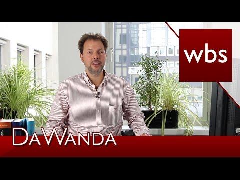 Achtung vor Abmahnungen bei DaWanda | Rechtsanwalt Christian Solmecke