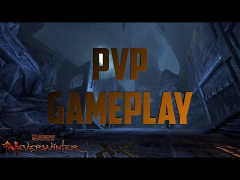 Neverwinter PS4 (PVP Gameplay)