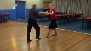 Canberra Cha Cha Sequence Dance