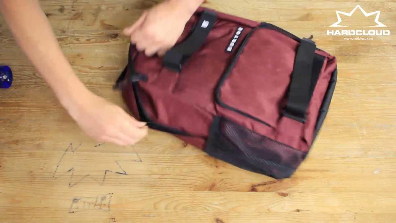 57e9b396ad Burton Treble Yell backpack - YouTube