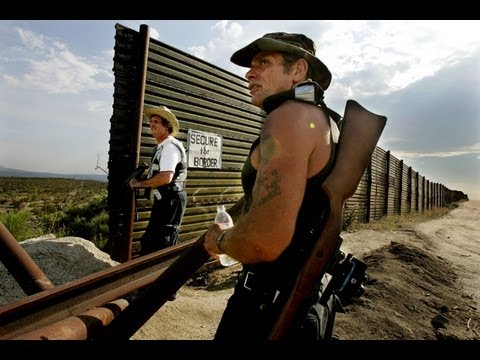 Crossing the Dark Side of the American Border (with David Neiwert)