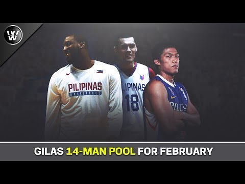Wala na naman si Terrence? | 14-Man Pool & Possible Final 12