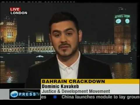 Press TV News Analysis 29/09/11 - Bahrain