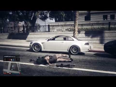 (GTA ONLINE) ALF STEWART DESTROYS TRYHARDS