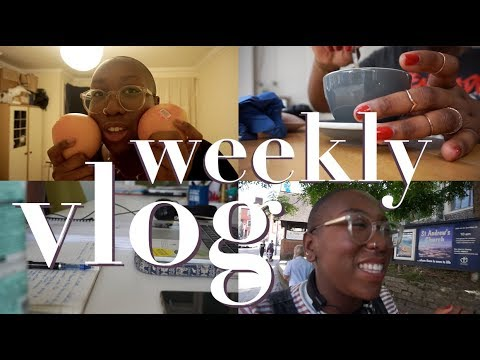 CANDID WEEKLY VLOG: Architectural Work Experience, Good & Bad Days • Margaret Belle