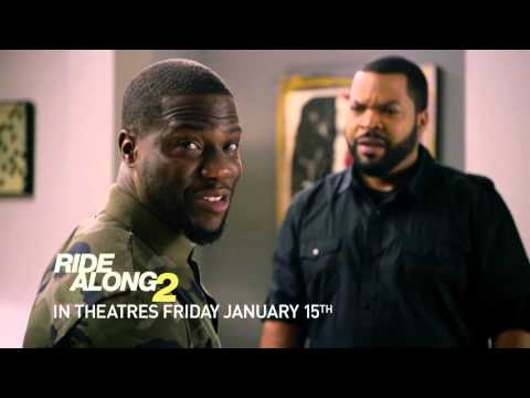 """Ride Along 2 - """"Real Husbands of Hollywood - Hart Sized Edition""""  (HD)"""
